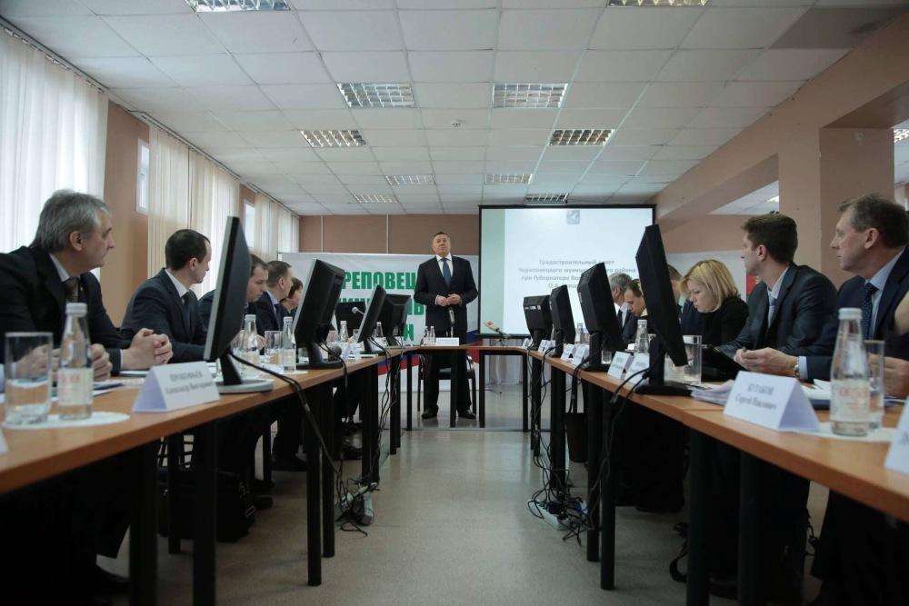 Проект развития Череповецкой городской агломерации стартует с масштабной программы ремонта районных дорог