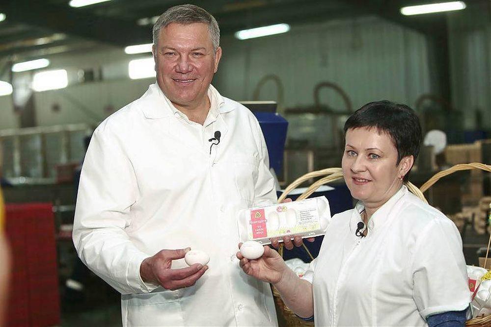 Миллион яиц в сутки: «Настоящий вологодский продукт» укрепляет позиции на российском и международном рынках