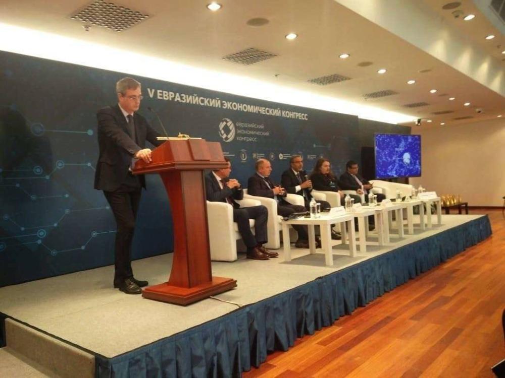 В Москве состоялся X Российско-Индийский  бизнес-диалог