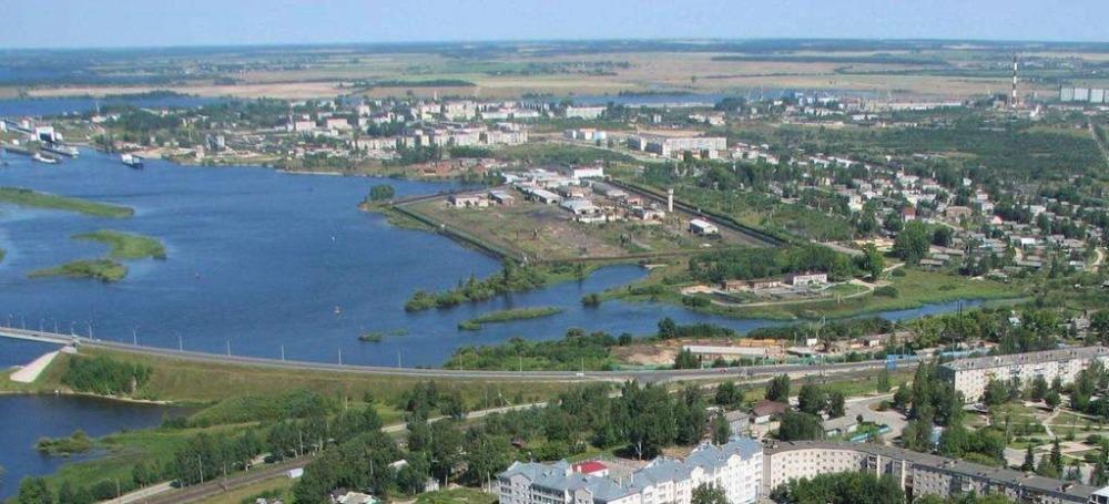 В Вытегре и Череповце построят первые причальные комплексы для круизных судов