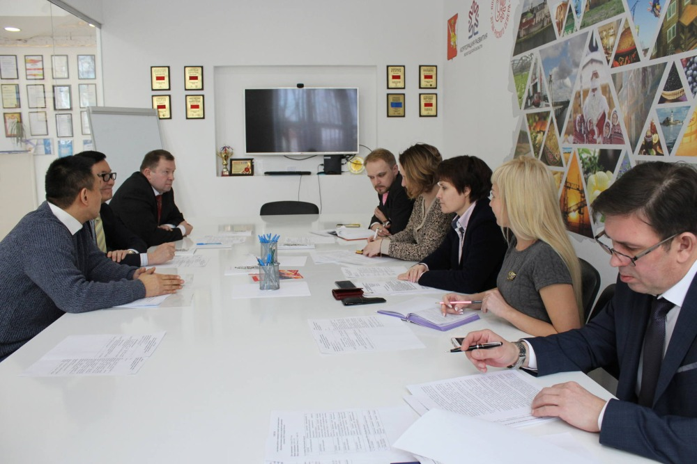 Вологодский район заинтересован в развитии действующих производств