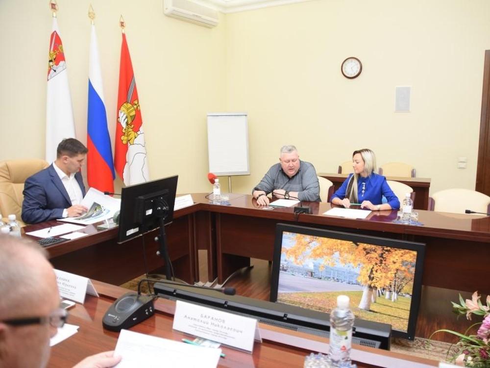 21 октября в Вологде прошла первая мобильная приемная при мэре города для предпринимателей.