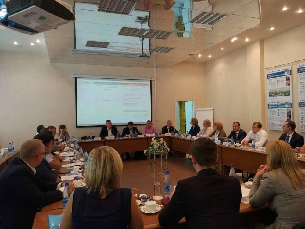 Председатель Правительства области Антон Кольцов обсудил с бизнесменами Череповца вопросы инвестиционной активности