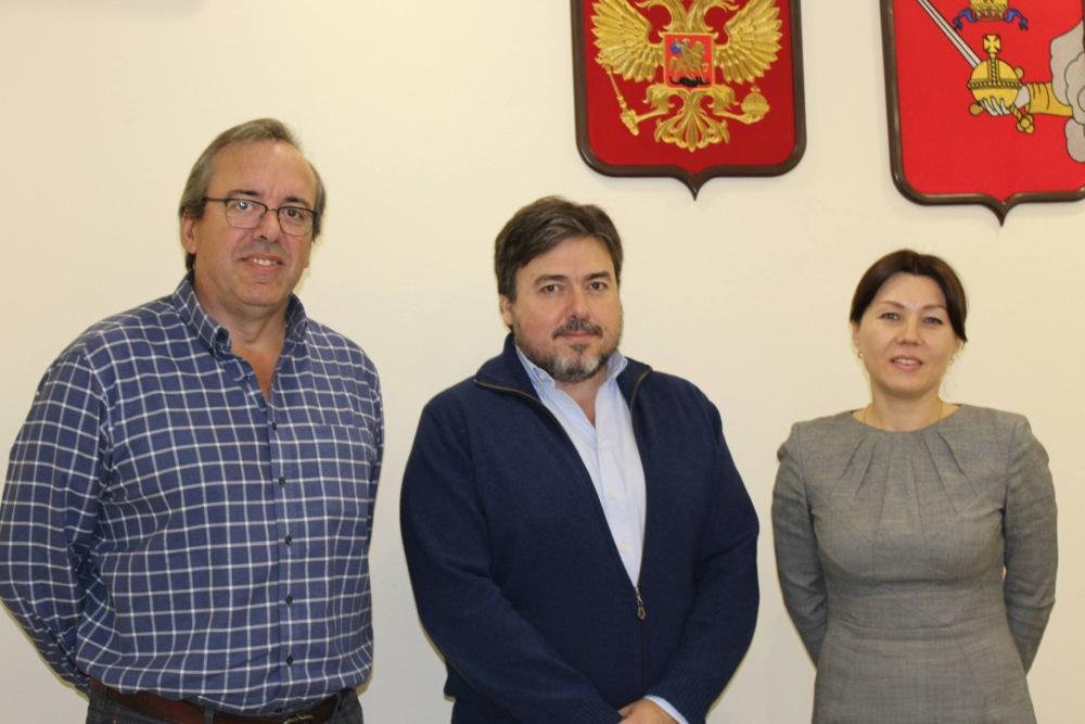 Испанский инвестор высоко оценил Инвестиционный портал Вологодской области