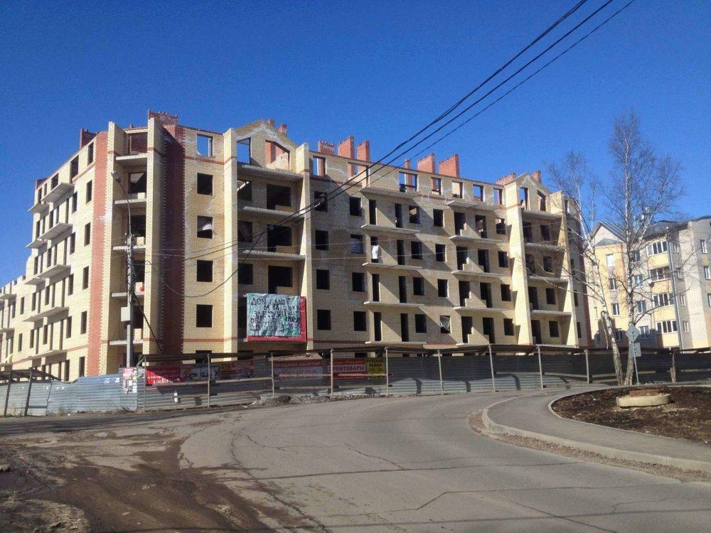 В Вологодской области определены инвесторы для достройки домов «обманутых дольщиков»