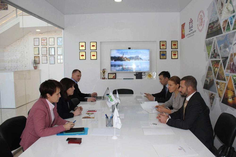 Корпорация развития  подписала соглашение о сотрудничестве с компанией ООО «Май Фудс»