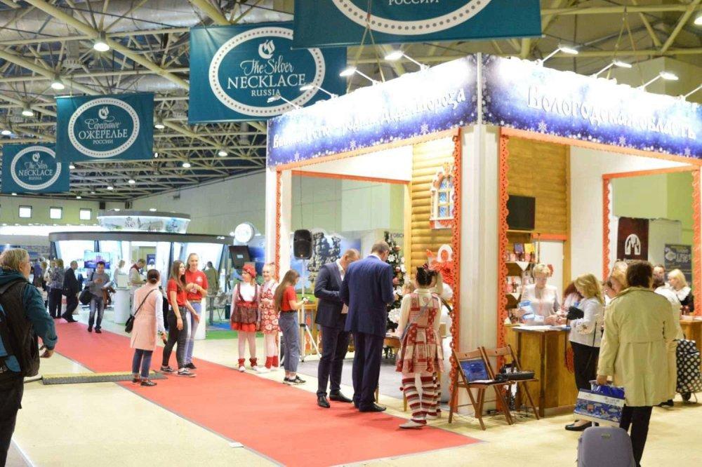 Вологодчина представляет  турпроекты на Международном форуме - выставке «Отдых-2018»