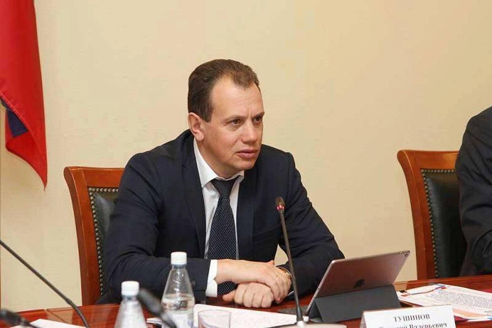 Результаты Нацрейтинга состояния инвестиционного климате в субъектах РФ в 2017 обсудили в Правительстве области