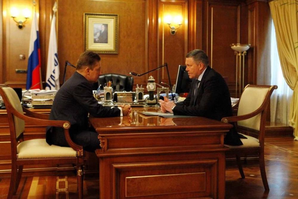 «Газпром» построит газопровод «Кириллов-Белозерск-Липин Бор-Вытегра»