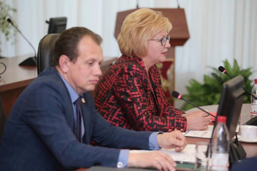 Меры поддержки малого и среднего предпринимательства обсудили в Вологде