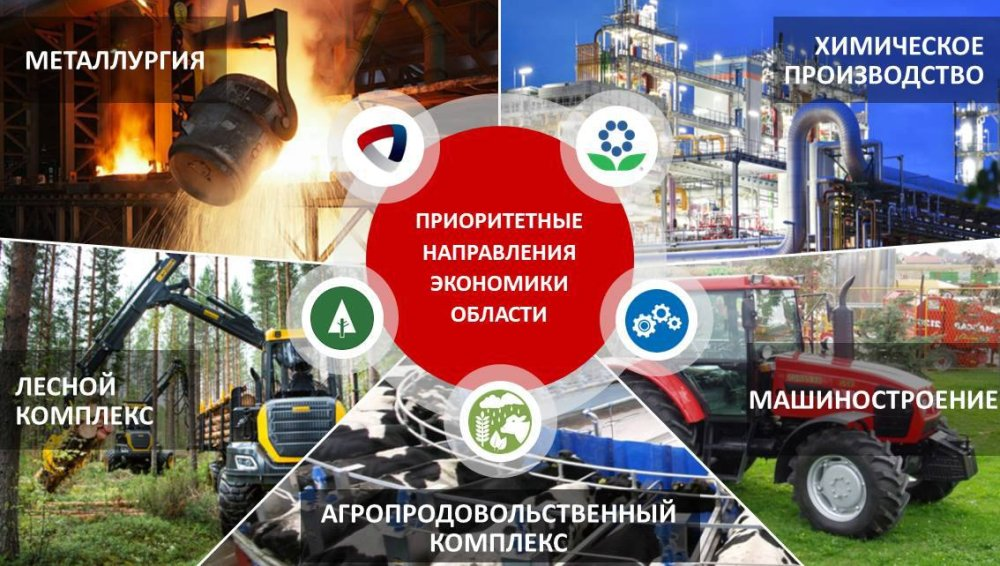 Вологодская область - территория для бизнеса