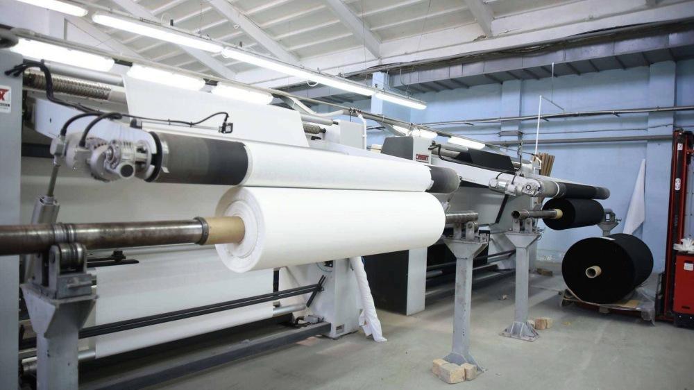 Новый красильный цех запустили на Вологодском текстильном комбинате