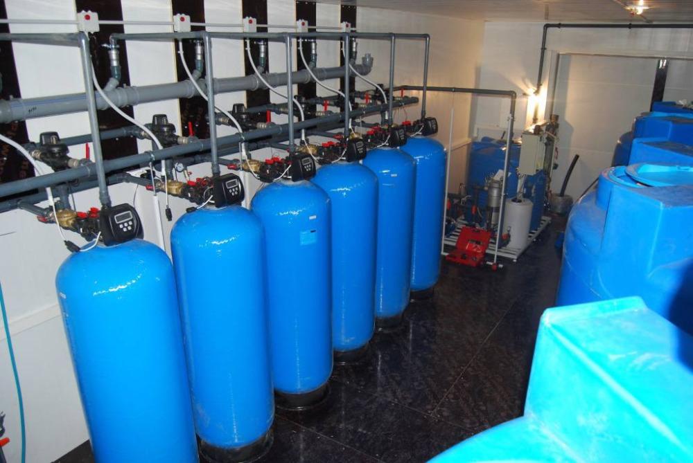 В 2019 году в Тотьме будет построена современная станция водоочистки