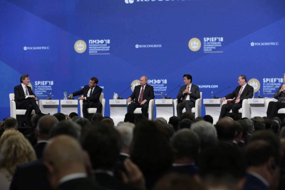 Прорыв в развитии страны невозможен без наращивания объема инвестиций