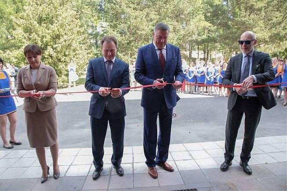 Новое швейное производство открылось в Вологде
