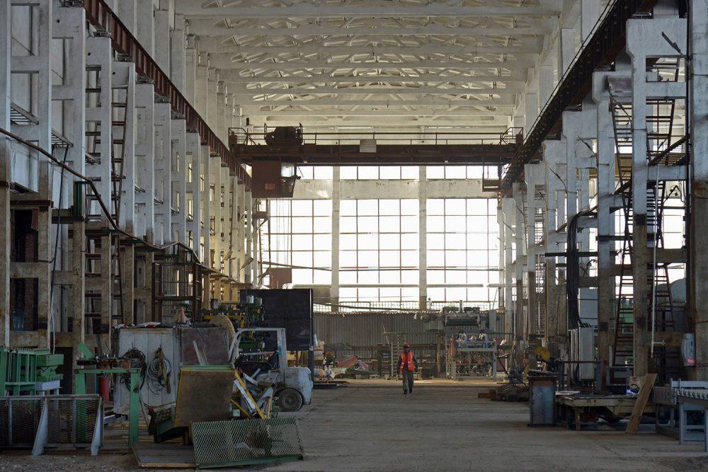Новый фанерный комбинат заработает в Вологде летом этого года