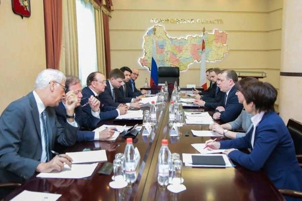 Инвестиции в развитие стеклотарного производства в Чагодощенском районе