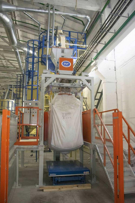 В Вологодской области дан старт крупнейшему производству по выпуску топливных древесных гранул