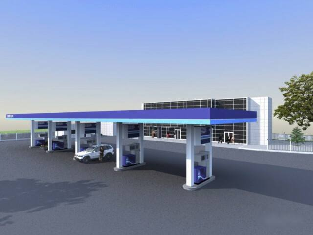 BUILDING A GAS STATION ON VOLOGODCHIN IS PROFITABLE